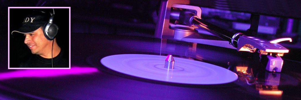 Muziek van origineel vinyl